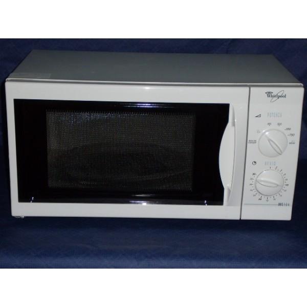 Forno a microonde whirlpool mw0104 la fiera dell 39 est - Cucinare con microonde whirlpool ...